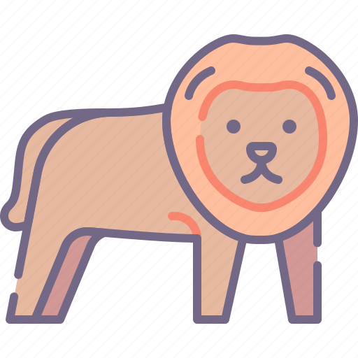 Cat, lion icon - Download on Iconfinder on Iconfinder