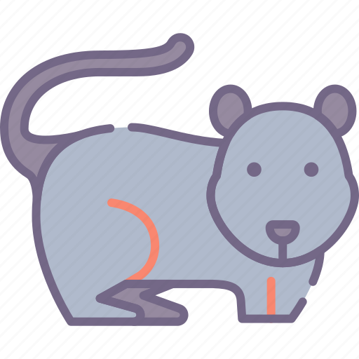 Mouse, rodent icon - Download on Iconfinder on Iconfinder