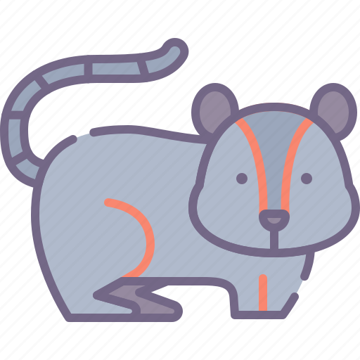 Rat, rodent icon - Download on Iconfinder on Iconfinder