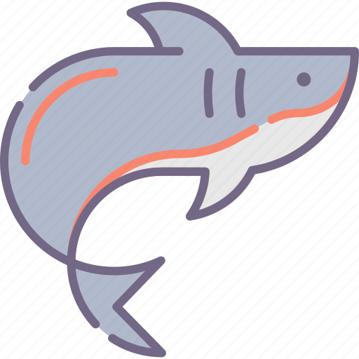 Fish, shark icon - Download on Iconfinder on Iconfinder