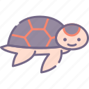 tortoise, turtle icon