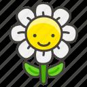 1f33c, blossom icon