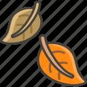 1f342, fallen, leaf