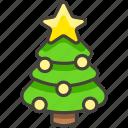 1f384, christmas, tree