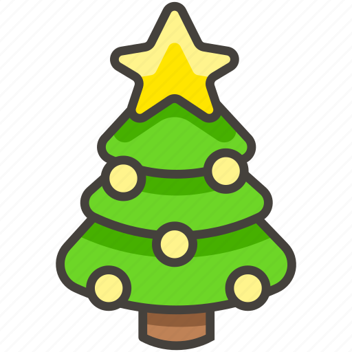 Christmas, tree icon - Download on Iconfinder on Iconfinder