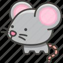 1f400, rat