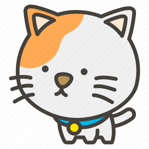 1f408, a, cat icon - Download on Iconfinder on Iconfinder