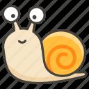 1f40c, snail icon