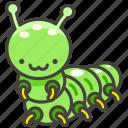 1f41b, bug icon