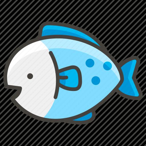 1f41f, fish icon