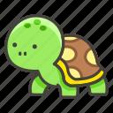 turtle, 1f422