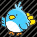 1f426, bird