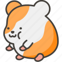 1f439, hamster