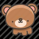 1f43b, bear