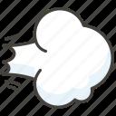 1f4a8, away, dashing icon