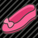 flat, 1f97f, shoe icon