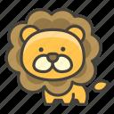 1f981, lion