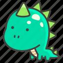 1f995, sauropod icon