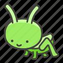 1f997, cricket