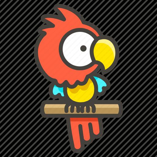 Parrot icon - Download on Iconfinder on Iconfinder