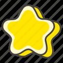 2b50, a, star icon