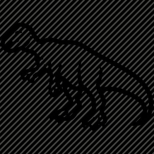 dino, dinosaur, jurassic, raptor, rex, tyrannosaurus icon