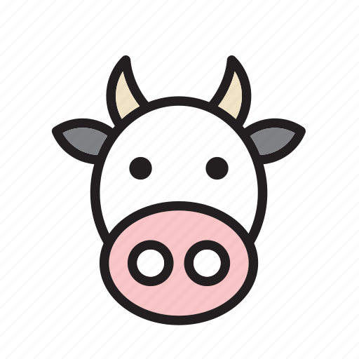 Animal, cow, farm icon - Download on Iconfinder