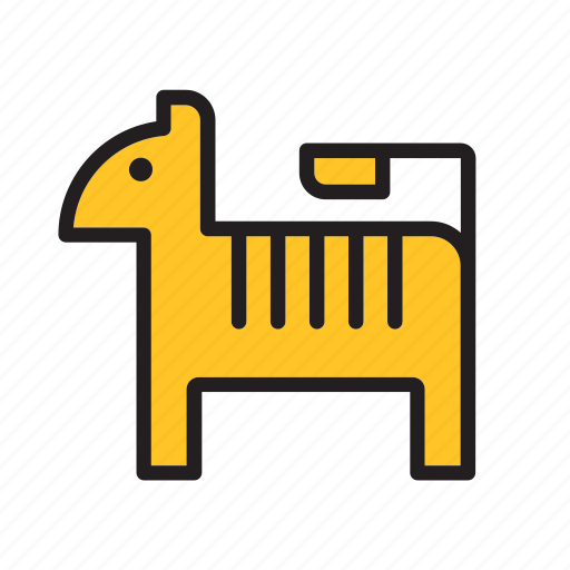 animal, tiger icon