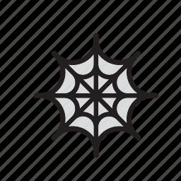 animal, cob, cobweb, spider, spiderweb, web icon