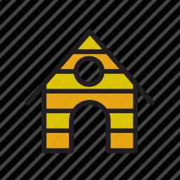 animal, dog, garden, house, pet icon