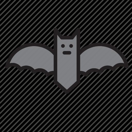 animal, bat icon