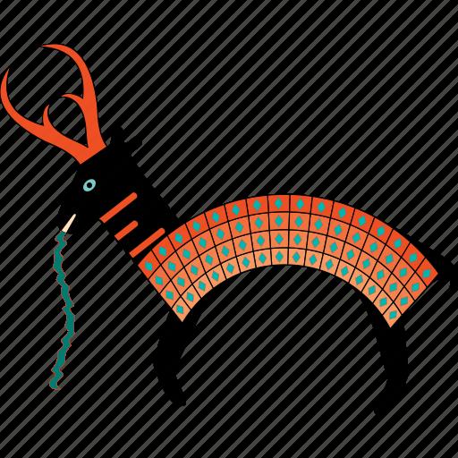 animal, animals, antelope, buck, deer, impala, nature icon