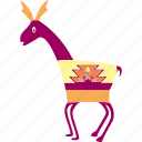 animal, antelope, ecology, impala, mammal, nature, waterbuck icon