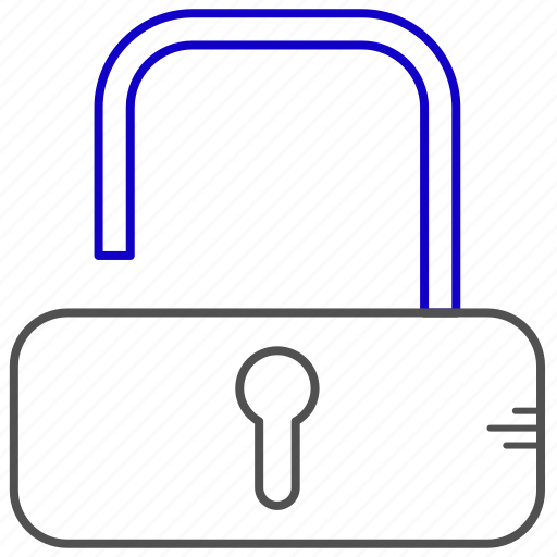 access, key, open, unlock icon