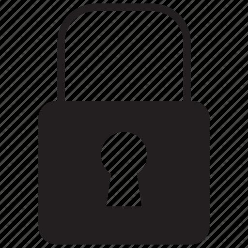 access, denied, key, lock, password, security icon