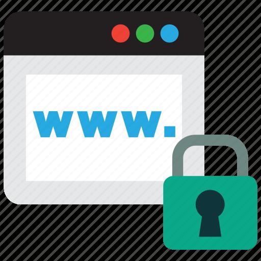 block, blocker, browser, page, web icon