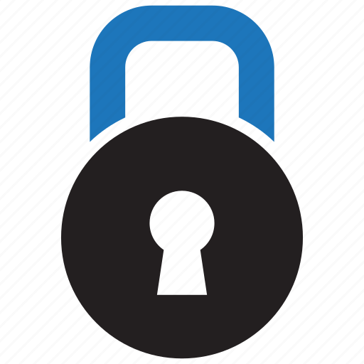 access, denied, key, lock, password, protection, security icon
