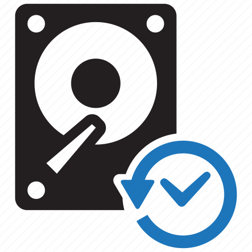 backup, data, document, file, history, storage, update icon