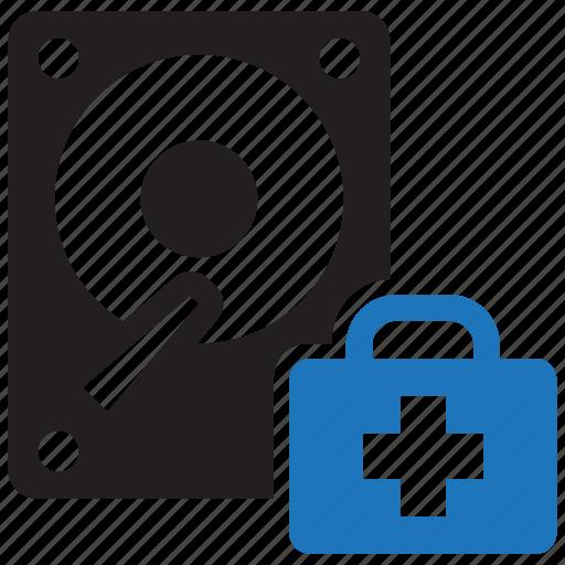 backup, data, document, file, rescue, restore, storage icon