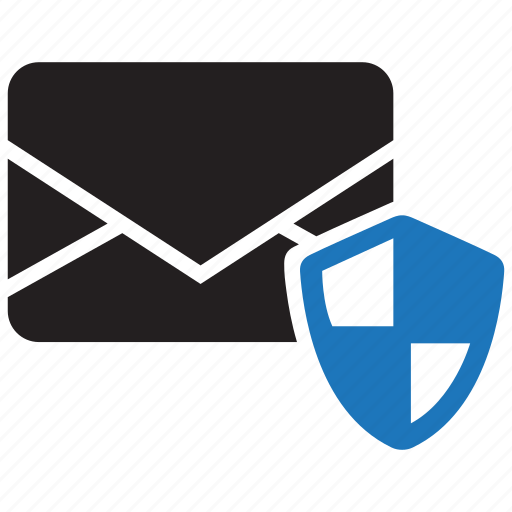 email, mail, protection, security icon
