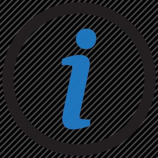 data, help, info, information, mark, sign icon