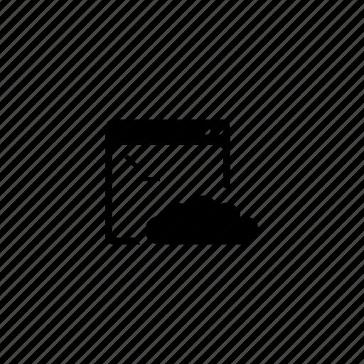 api, cloud, code, program, technology icon