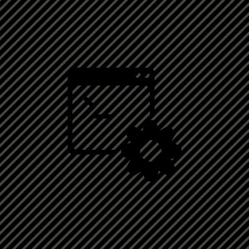 api, code, program, settings, window icon