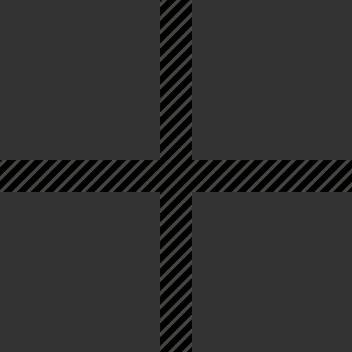 grid, grid view, window icon