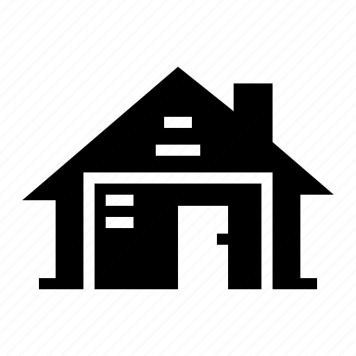 architecture, building, estate, home, house, property icon