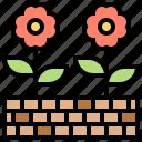 botanical, flower, nature, relax