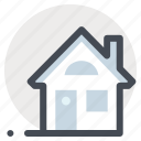 architect, building, construction, home, house, structure icon