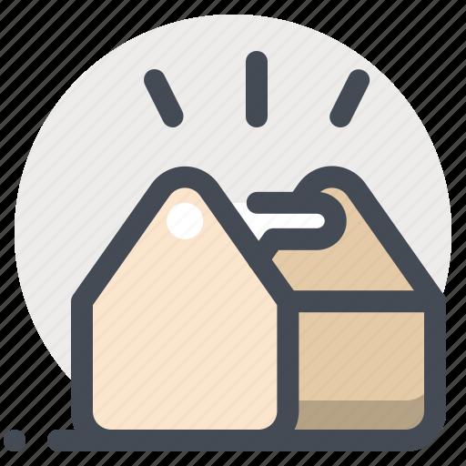 box, building, construction, construction equipment, repair, tool kit, tools icon