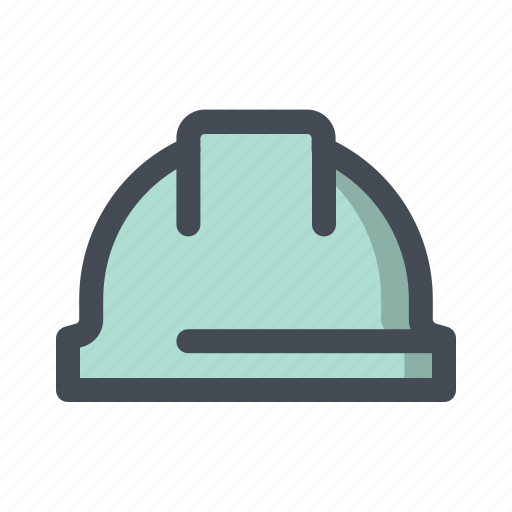 builder, construction, control, helmet, protection, safety, secure icon
