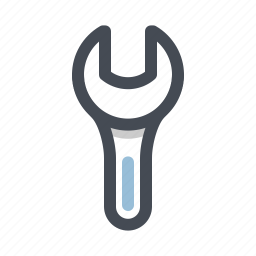 building, construction, fitting, repair, structure, tool, wrench icon